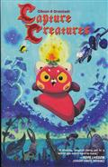 CAPTURE CREATURES TP