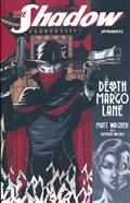 SHADOW DEATH OF MARGO LANE TP