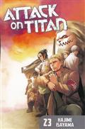 ATTACK ON TITAN GN VOL 23