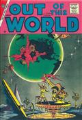 SILVER AGE CLASSICS OUT THIS WORLD SLIPCASE ED VOL 03
