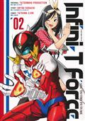 INFINI-T FORCE GN VOL 02