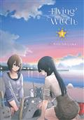 FLYING WITCH GN VOL 04