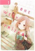 ONE WEEK FRIENDS GN VOL 01