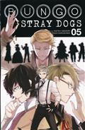 BUNGO STRAY DOGS GN VOL 05