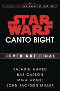 JOURNEY STAR WARS LAST JEDI CANTO BIGHT HC (C: 0-1-0)