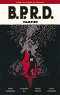 BPRD VAMPIRE SECOND EDITION TP (C: 0-1-2)
