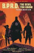BPRD DEVIL YOU KNOW TP VOL 02 PANDEMONIUM (C: 0-1-2)