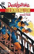 DEATHSTROKE THE TERMINATOR TP VOL 05 WORLD TOUR