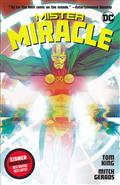 MISTER MIRACLE TP (RES) (MR)