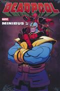 DEADPOOL MINIBUS 3 HC