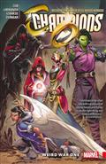 CHAMPIONS TP VOL 05 WEIRD WAR ONE