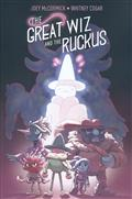 GREAT WIZ & RUCKUS ORIGINAL GN (C: 0-1-2)