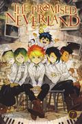 PROMISED NEVERLAND GN VOL 07 (C: 1-0-1)