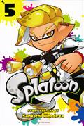 SPLATOON MANGA GN VOL 05 (C: 1-0-1)