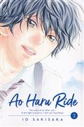 AO HARU RIDE MANGA GN VOL 02 (C: 1-0-1)