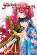 YONA OF THE DAWN GN VOL 15 (C: 1-0-1)