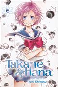 TAKANE & HANA GN VOL 06 (C: 1-0-1)