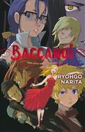 BACCANO LIGHT NOVEL HC VOL 09 (C: 1-1-2)