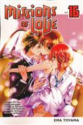 MISSIONS OF LOVE GN VOL 16 (RES) (C: 1-1-0)