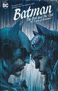 BAT AND THE CAT 80 YEARS OF ROMANCE HC
