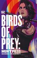 BIRDS OF PREY HUNTRESS TP