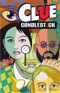 CLUE TP CANDLESTICK