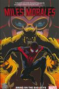 MILES MORALES TP VOL 02 BRING ON BAD GUYS
