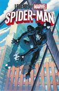 LEGENDS OF MARVEL TP SPIDER-MAN