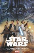STAR WARS ORIGINAL TRILOGY MOVIE ADAPTATIONS TP