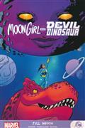 MOON GIRL AND DEVIL DINOSAUR GN TP FULL MOON