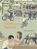 YEAR OF THE RABBIT GN (RES) (MR)