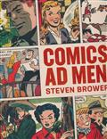 COMICS AD MEN GN (Net) (MR)