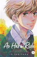 AO HARU RIDE MANGA GN VOL 08