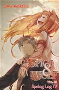 SPICE AND WOLF LIGHT NOVEL SC VOL 21