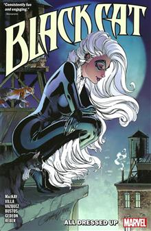 BLACK CAT TP VOL 03 ALL DRESSED UP