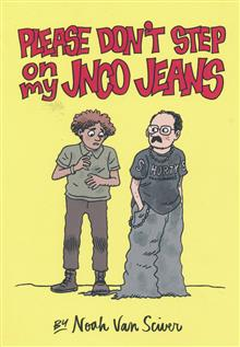 PLEASE DONT STEP ON MY JNCO JEANS GN