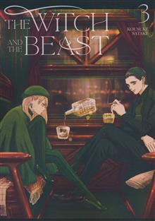 WITCH AND BEAST GN VOL 03 (MR)