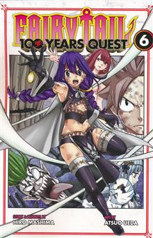 FAIRY TAIL 100 YEARS QUEST GN VOL 06