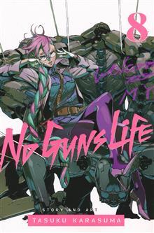 NO GUNS LIFE GN VOL 08