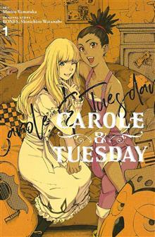 CAROLE & TUESDAY GN VOL 01 (RES)