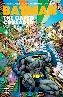 BATMAN THE CAPED CRUSADER VOL 05 TP