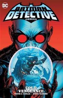 BATMAN DETECTIVE COMICS VOL 04 COLD VENGEANCE TP