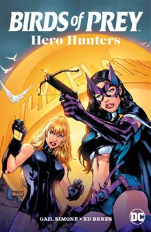 BIRDS OF PREY HERO HUNTERS TP