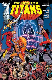 NEW TEEN TITANS VOL 12 TP