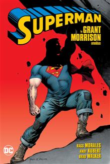 SUPERMAN BY GRANT MORRISON OMNIBUS HC