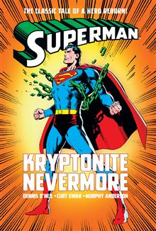 SUPERMAN KRYPTONITE NEVERMORE HC