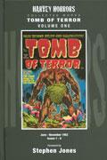 HARVEY HORRORS TOMB OF TERROR HC VOL 01