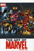 ART OF MARVEL VOL 2 HC