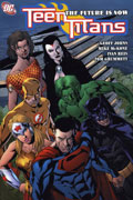 TEEN TITANS VOL 4 THE FUTURE IS NOW TP