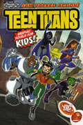 TEEN TITANS JAM PACKED ACTION VOL 1 TP